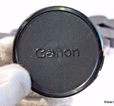 Canon FD Lens Rear Cap with smooth sides Used Genuine Original 50mm f1.8 FD