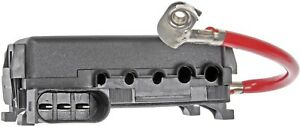 Battery Mounted Fuse Box Dorman 924-680 fits Volkswagen 1J0937617D