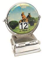 Royal Canadian Mounted Police Calendar Desk Flip Horse Date Perpetual RCMP