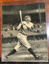 Original 1934 Quaker Oats Fan Club Premium Babe Ruth Yankees HOF Photo