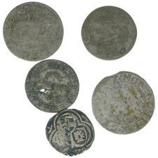 RDR, Altdeutschland, Lot 5 Münzen, A48710