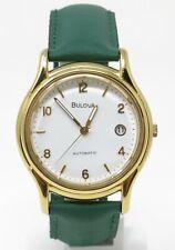 Orologio Bulova automatic watch 21 jewels clock automatico movimento a vista