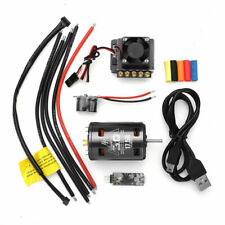Speed Passion Competition 540 Motor Ver.3 17.5T 13.5T + GT4 90A ESC Set for 1/10