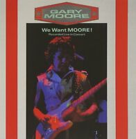Gary Moore We Want Moore Live CD NEW SEALED 2003 Digitally Remastered