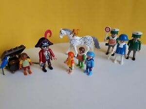 Playmobil Figuren Pippi Langstrumpf Konvolut Sammlung Unikat Custom