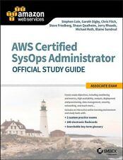 PDF AWS Certified SysOps Administrator Official Study Guide