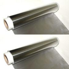 1 - 3 Rollen Alufolie 90 m x 29 cm Aluminiumfolie 11my Silber Abdecken Verpacken