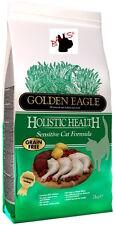 GOLDEN EAGLE GATTO HOLISTIC 2KG SENSITIVE CHICKEN - CAT GE687/1