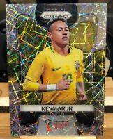 2018 PANINI PRIZM WORLD CUP SOCCER LAZER REFRACTOR NEYMAR JR. #25 BRAZIL  🔥