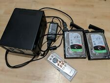 QNAP TS-251+ 8GB with 2 IronWolf 2TB Drives