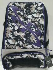 BOOMBAH Baseball Softball Bag Gear Girls Womens Backpack Purple  New