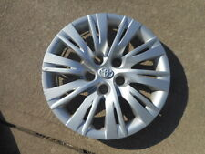 "Used OEM 16"" Toyota Camry Wheel Cover Hubcap Hub Cap 2012 2013 2014 42602-06091"