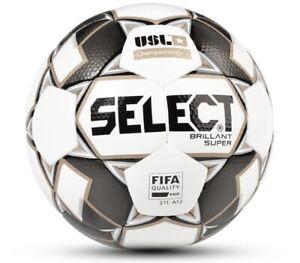 Select Brillant Super USL Championship FIFA Soccer Ball