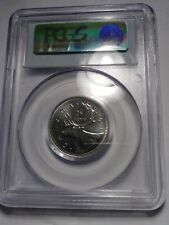 Canada 1991 25 Twenty Five Cent Quarter PCGS MS-65 Uncirculated Mint State