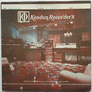 RICK JAMES Fire It Up 1979 US Promo ACETATE LP Soul FUNK Motown KENDUN RECORDERS
