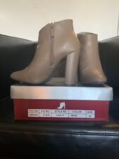 Womens Booties Size 5.5