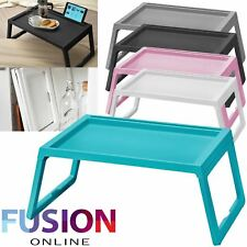 Portable Laptop Bed Tray Desk Computer Folding Table For Sofa Notebook Breakfast