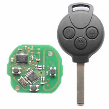 Voiture Radio-Commandé (E) Télécommande Clé 433 Mhz Smart 451 Fortwo