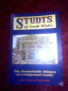 Studts of South Wales book by Kevin Scrivens + Stephen Smith New!!