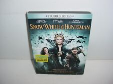Snow White and The Huntsman DVD Movie