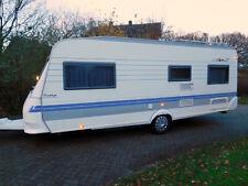 Wohnwagen Hobby 560 TK Etagenbett für 6 Personen .Vorzelt,Tüv neu,sehr gepflegt