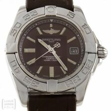Breitling Uhr Cockpit Galactic 32 Lady Ref. A17356
