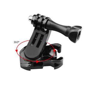 360 Rotating Quick Release J Hook Bracket for Gopro, SJCAM, Osmo , Action Camera