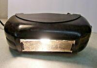 Vintage Rare Eagle Lamp Art Deco Bakelite Bed Headboard Clip Reading Light