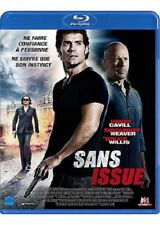 Without Issue (Bruce Willis, Henry Cavill, S.Weaver) Blu-Ray New Blister Pack