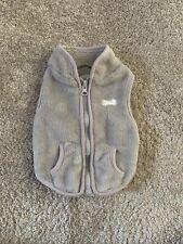 Puppy Dog Jumper Coat Fleece XS