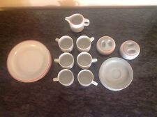 ARZBERG MODERN 22 Pieces Partial Tea/ Coffee/ Dessert China set Made In Germany