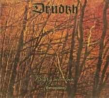 Drudkh - Estrangement CD - SEALED Folk Black Metal Album SOM