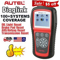 Automotive Scanner ABS SRS All System Diagnostic Scan Tool Code Reader OBD2 EOBD