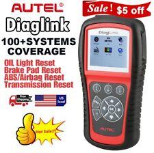 Automotive Scanner Abs Srs All System Diagnostic Scan Tool Code Reader Obd2 Eobd