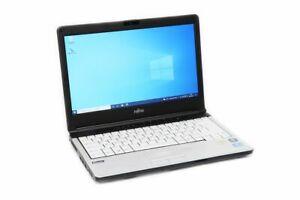 "Fujitsu Lifebook S761 / 13,3""(33,8cm) i3-2310M 2x 2,1GHz 4GB 200GB Laptop *1661*"