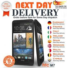 New HTC ONE M7 - 32GB - 4G Black Android Smartphone 4.7-Inch Unlocked