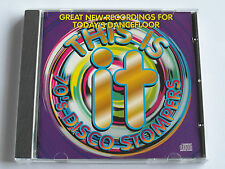 This Is It - 70's Disco Stompers (CD Album) Used Very Good