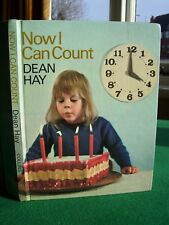 Now I Can Count by Dean Hay (Hardback, 1974) - very rare