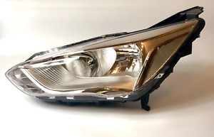Front Left Headlight Fits Ford C-Max OE 1900185 Valeo 46688