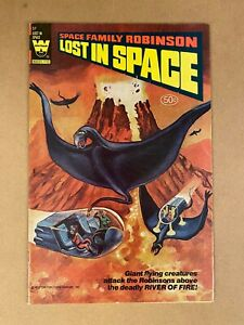Space Family Robinson (Lost in Space) #57 - 4/82 Bronze Age - Whitman Comics