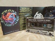 FREAK OF NATURE Gathering Of Freaks / 1994 / MC, CASSETTE ( EX )