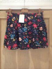 Regular Size Floral Casual Flippy, Full Skirts for Women