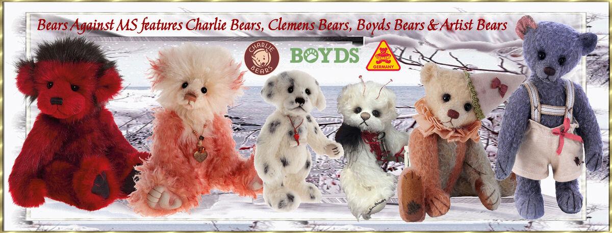 Bears Against MS