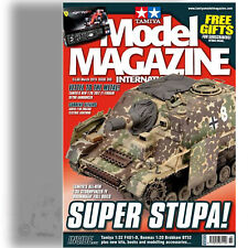 TAMIYA MODEL MAGAZINE INTERNATIONAL ISSUE 269 MARCH 2018