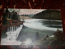 MURRAY BAY QUEBEC CANADA - OLD POSTCARD - La Chute - La Malbaie