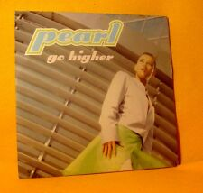 cardsleeve single CD PEARL Go Higher 2TR 1996 eurodance