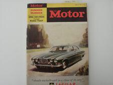 Motor 1963.Simca 1000 Special.Dutch Grand Prix. Alpine rally.New B.R.M.