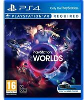 Playstation VR Worlds - PSVR PS4 Mint Same Day Dispatch 1st Class Delivery Free