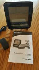 AcuRite Weather Station Display Console Power Adapter #01515DIA1 Used w/ manual