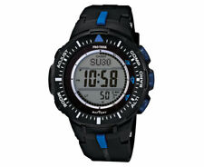Stainless Steel Case Digital 100 m (10 ATM) Water Resistance Watches